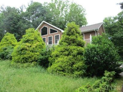 Bedford Single Family Home For Sale: 6178 Wheats Valley Road