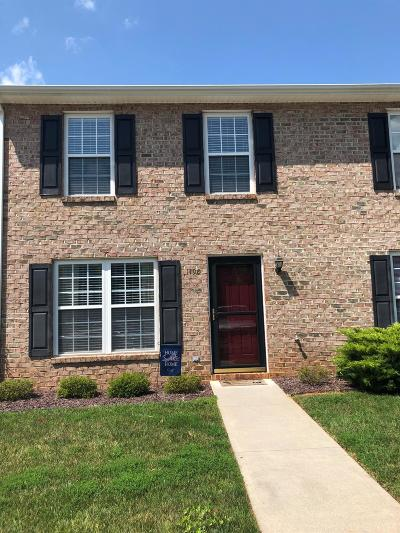 Bedford County Condo/Townhouse For Sale: 1190 Blue Ridge View Circle
