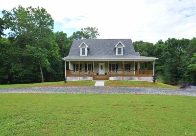 Amherst Single Family Home For Sale: 244 Kentucky Mountain Place