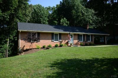 Madison Heights Single Family Home For Sale: 184 Lamont Drive