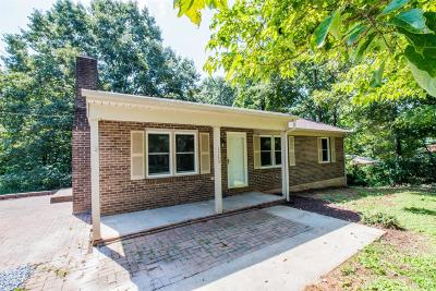 Madison Heights VA Single Family Home For Sale: $124,900
