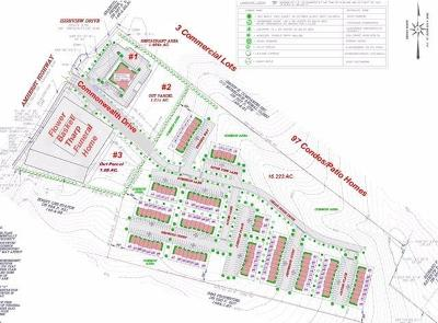 Lynchub, Forest, Rustburg, Evington, Goode, Madison Heights, Monroe, Concord, Appomattox Residential Lots & Land For Sale: Commonwealth Drive