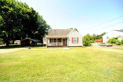 Campbell County Single Family Home For Sale: 173 Lake Court Avenue