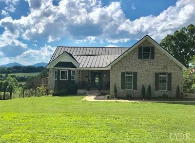 Bedford County Single Family Home For Sale: 1209 Everett Road