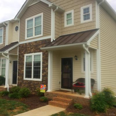 Campbell County Condo/Townhouse For Sale: 220 Rowse Drive