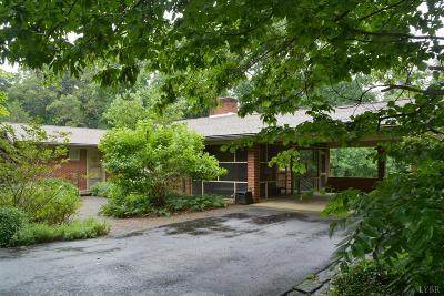 Campbell County Single Family Home For Sale: 2151 Laurel Lane