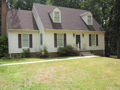 Bedford County Single Family Home For Sale: 114 Greentree Drive