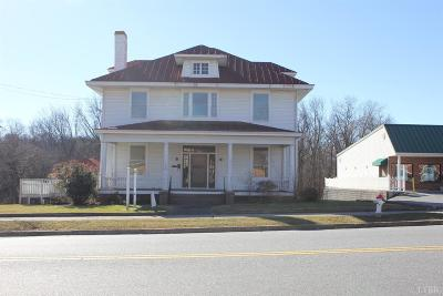 Bedford County Single Family Home For Sale: 408 East Main Street