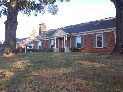 Lynchburg County Single Family Home For Sale: 5904 Comanche Place