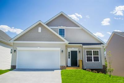 Lynchburg Single Family Home For Sale: 105 Red Maple Court
