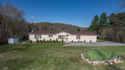 Bedford County Single Family Home For Sale: 1499 Saunders Grove Drive
