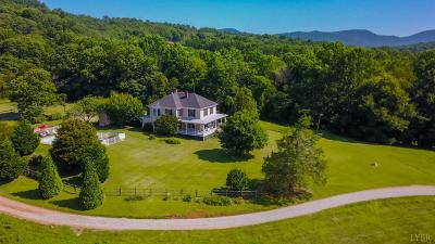 Monroe Single Family Home For Sale: 1769 High Peak Road