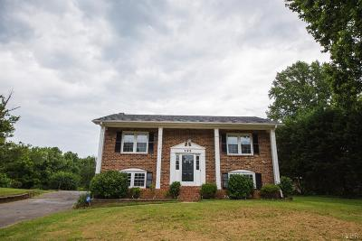 Amherst Single Family Home For Sale: 195 Ned Brown Road