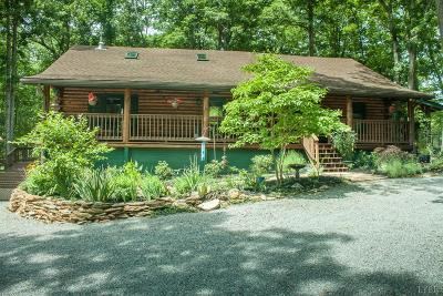 Campbell County Single Family Home For Sale: 2807 Smoky Hollow Road