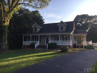 Amherst Single Family Home For Sale: 183 Sugar Mill Drive