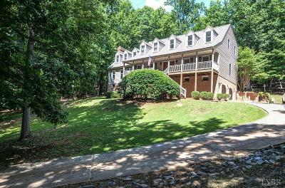 Lynchburg Single Family Home For Sale: 113 Old Stable