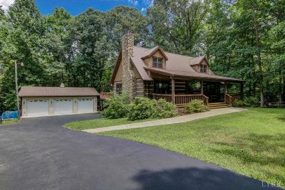 Bedford County Single Family Home For Sale: 1118 Tucker Terrace
