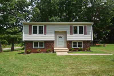 Bedford County Single Family Home For Sale: 100 Greentree Drive