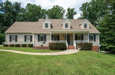 Lynchburg County Single Family Home For Sale: 2008 Wiggington Road