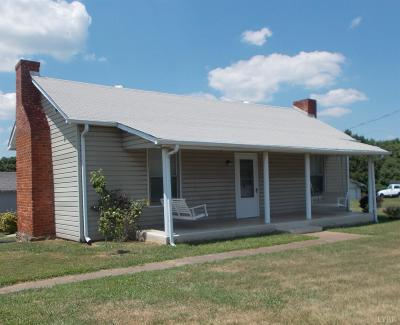 Campbell County Single Family Home For Sale: 2440 Wards Road