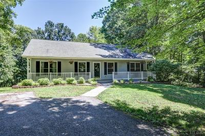 Bedford County Single Family Home For Sale: 1086 Holland Forks Road