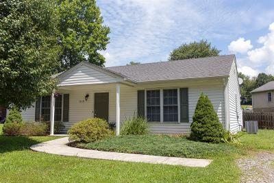 Bedford County Single Family Home For Sale: 212 Sweeney Circle
