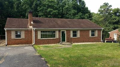 Madison Heights Single Family Home For Sale: 454 Seminole Drive