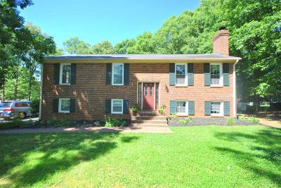 Campbell County Single Family Home For Sale: 60 Robinson Drive