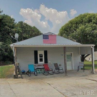 Lynchburg County Single Family Home For Sale: 1707 Moormans