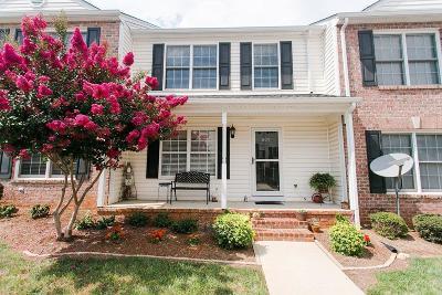 Lynchburg VA Condo/Townhouse For Sale: $174,900