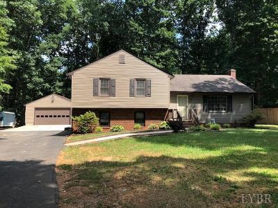 Bedford County Single Family Home For Sale: 122 Constitution Way