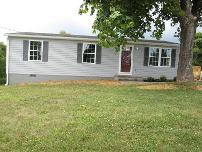 Bedford County Single Family Home For Sale: 2289 Bell Town Road