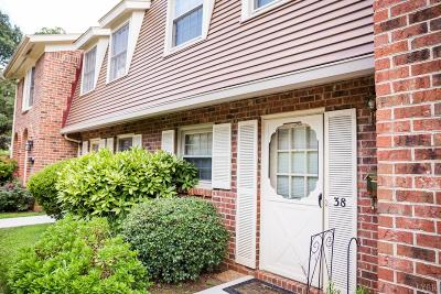 Lynchburg County Condo/Townhouse For Sale: 3101 Link Road #38