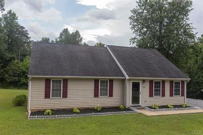 Lynchburg County Single Family Home For Sale: 133 Richeson Drive