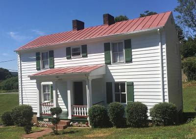 Lynchburg County Single Family Home For Sale: 1425 Clay Street