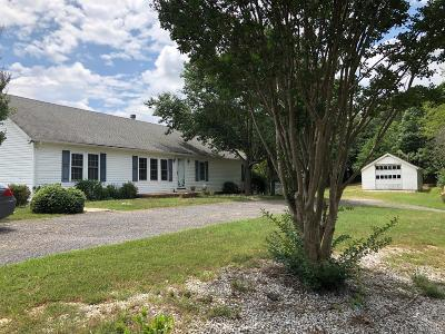 Rustburg Single Family Home For Sale: 993 Poor House Road