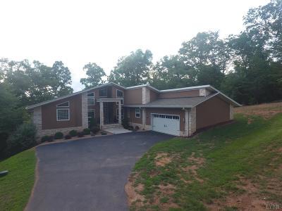 Campbell County Single Family Home For Sale: 155 Indigo Run