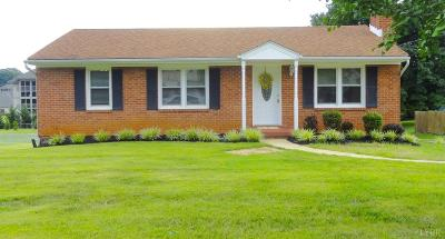 Campbell County Single Family Home For Sale: 76 Green Hill Drive