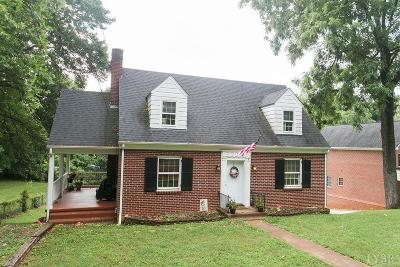Lynchburg County Single Family Home For Sale: 2104 Mimosa Drive