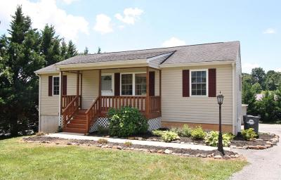 Bedford County Single Family Home For Sale: 1730 Broadway Avenue