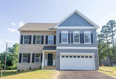 Evington, Rustburg, Lynchburg Single Family Home For Sale: 38 Traverse Drive