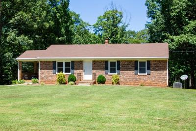 Single Family Home For Sale: 505 Mountain Cut Road