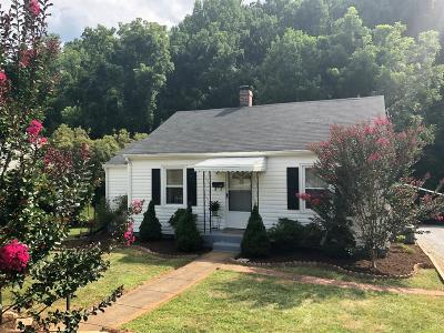 Lynchburg County Single Family Home For Sale: 803 McCausland Street
