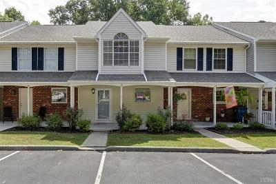 Bedford County Condo/Townhouse For Sale: 13 Jefferson Village Drive