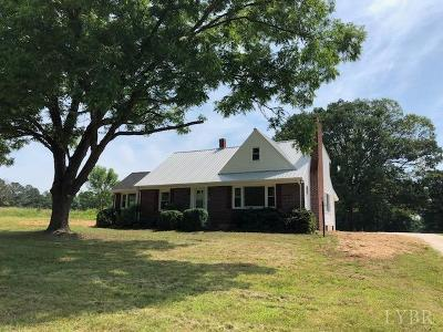 Single Family Home For Sale: 5060 Red House Road