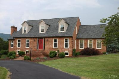 Lynchburg VA Single Family Home For Sale: $399,900