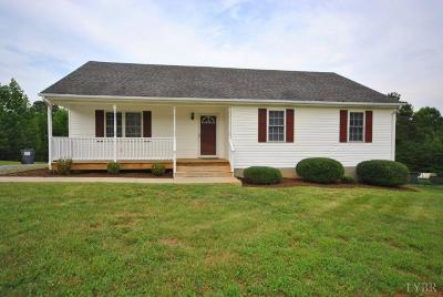 Campbell County Single Family Home For Sale: 12 Cynthia Court