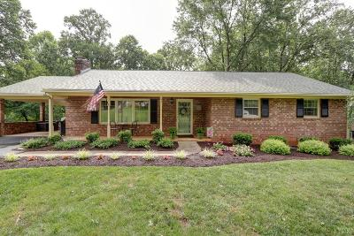 Lynchburg Single Family Home For Sale: 441 Winding Way Road