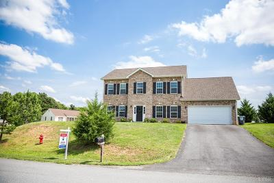 Evington VA Single Family Home For Sale: $249,900