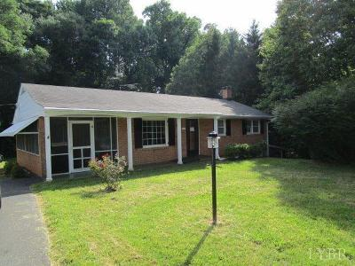 Amherst Single Family Home For Sale: 1033 Old Stage Road